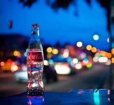 Coke  - Bokeh