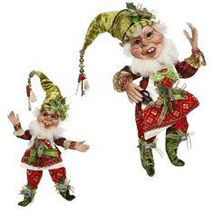 "Mark Roberts 10"" or 17"" Toy Maker Elf Christmas Figure"