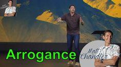 Pastor Matt Chandler Bible Study in Church 2016 - Arrogance Humility Matt Chandler