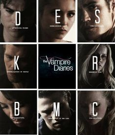 The Vampire Diaries: Names + Meanings - the-vampire-diaries Fan Art