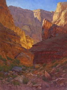 grand canyon oil by cody delong