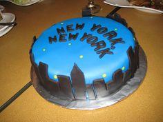 New York, New York Cake