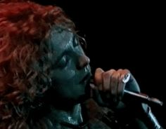 Robert Plant in all of his adorableness!