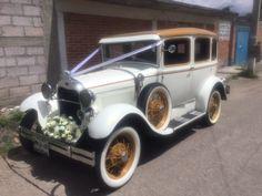 Ford modelo T  1930 Te imaginas llegar a tu boda en un auto así ? Contacta a: Rolls Royce Mexico   renta@rollsroycemexico.com info@autosantiguos.com.mx renta@unjaguar.com.mx