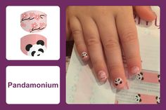 Check out these adorable Panda wraps for your little one!