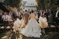 boho wedding trends 23 Gorgeous Ways To Use Pampas Grass for Your Wedding Top Five Reas Lilac Wedding, Boho Wedding, Wedding Colors, Wedding Bouquets, Wedding Day, Wedding Dresses, Wedding Blog, Wedding Shoes, Wedding Venues