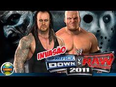 WWE SmackDown vs RAW 2011 Brothers Of Destruction - Invasão Jason e Freddy