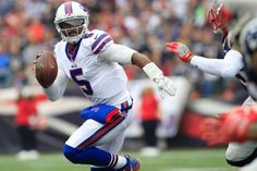 ORCHARD PARK, N.Y. -- It wasn't exactly Tom Brady-like, but no one in Buffalo was complaining about the play of quarterback Tyrod Taylor on Sunday afternoon. Or even on Monday.