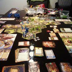 Game night - Runewars
