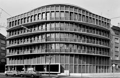 Herzog & de Meuron . Apartment and Office Building Schwitter . Basel (1)