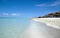 Stranduitzicht Cuba.