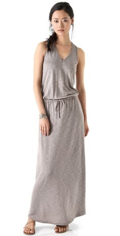 Lanston Racer Back Maxi Dress | SHOPBOP