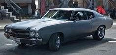 Fast and Furious Muscle Cars | Fast and Furious 4 '70 Chevelle