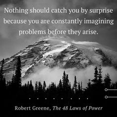 [Read Caption] When you want to achieve your goals there will be obstacles in your path but giving in to emotion is not the answer. Overcome the obstacle and remain calm cool and collected. 48 Laws Of Power, Robert Greene, Business Quotes, Quotes To Live By, Life Quotes, Philosophy, Like4like, Clutter, Swag