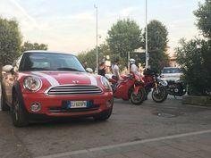 #motoandcars #mini #red