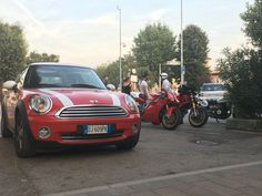 #motoandcars #mini #red