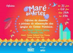 Estão abertas as inscrições para a oficina de desenho e pintura de observação das igrejas do Centro Histórico. Ministrantes: Maria Morena Godoy e Marília Inke. Dias 31/01, 01/02 e 02/02 (terça, quarta, e quinta-feira) Horário: das 16h às 19h  As inscrições são gratuitas e podem ser feitas no Centro Cultural Sesc Paraty - DN (Largo de S. Rita) ou através do email inscricoes.ccsp@sesc.com.br  #Sesc #SescParaty #CasaSesc #CasaSescParaty #cultura #turismo #cinema #arte #VisiteParaty #Turismo