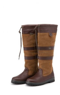 2c3552da9b3 Dubarry Galway Long Boot. The House of Bruar