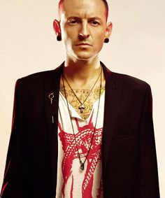 Chester Bennington <3 Linkin Park