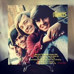 Now Spinning!!! #monkees #1966 #davyjones #petertork #mickydolenz #mikenesmith #coloredvinyl www.johnpauldehaas.com