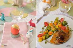 Dans ce dossier « Recettes de Pâques », j'ai rassemblé quelques unes de mes recettes pour l'occasion. Il s'agit d'une sélection de recettes salées parfumées, sucrées, et parfois les deux / Safran Gourmand