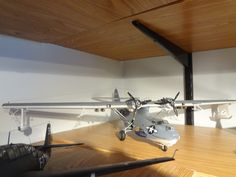 Scale model aircraft - PBY Catalina 1/48 scale Monogram