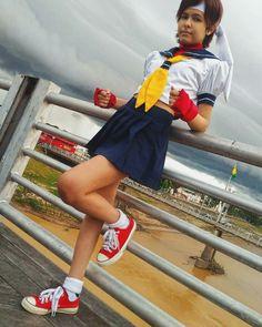 Kasugano, Street Fights, Mortal Kombat, Cheer Skirts, Video Games, College, Cosplay, Facebook, Halloween