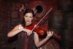 Violinist!