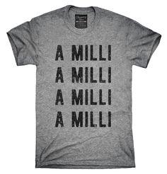 A Milli Shirt, Hoodies, Tanktops