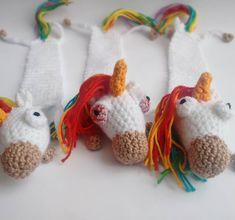 Siempre hay una oveja negra en todas las familias sigh #unicorn #stoned #420 #crochet #amigurumi #bookmark #instacrochet #toohigh by knit.or.die