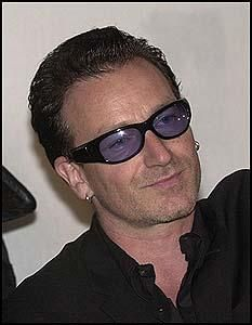 PAUL HEWSON (BONO) is a hero not because he is in the public eye but because he gets his beliefs across. A lot of people know him as a musician, but he is much more than that. He donates to many charities and is trying to make this world a better place. Paul Hewson, Love Of My Live, Larry Mullen Jr, Bono U2, Human Rights Activists, Living Legends, Celebs, Celebrities, Perfect Man