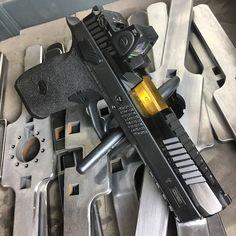 CZ P07/P09 Custom by Fire 4 Effect