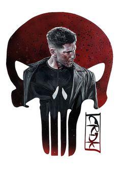Punisher by Craig Deakes