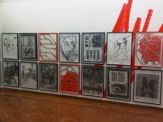 Christian Schwarzwald @ Paolo Maria Deanesi Gallery #DeanesiGallery