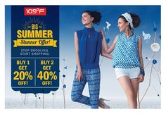 Shopaholics, now save while you shop! Rush now to avail this limited period offer. #Discount #Shopping #Offer