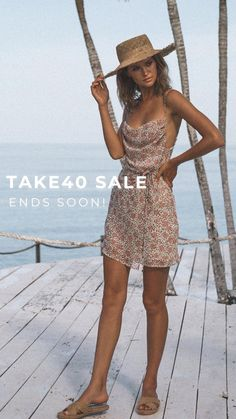 Use the code TAKE40 to get an extra 40% off sale items! New styles added Tie Front Dress, Short Dresses, Summer Dresses, Lilac Dress, Weekend Outfit, Feminine Style, Casual Chic, Sale Items, Style Guides