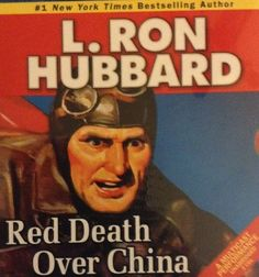 Red Death Over China L.Ron Hubbard Audiobook 2 CDs Unabridged Factory Sealed