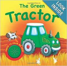 The Green Tractor by Staff of Igloo Books Tractors, Toys, Green, Baby, Activity Toys, Clearance Toys, Baby Humor, Gaming