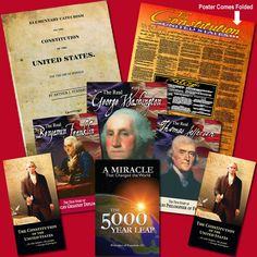 NCCS Patriotic Book Bundle12-14 sale today! These are great books MUST READS