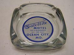 Vintage Ocean City, MD ashtray