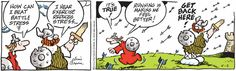 April 2, 2015 | Hagar the Horrible