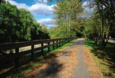 Hocking Adena Bike Trail  Athens Ohio  beautiful riding trail paved from Athens to Nelsonville OH