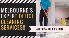 #Activa is a #Melbourne based contractor offering professional #commercial cleaning services that will ensure your work environment remains looking professional every day of the week.