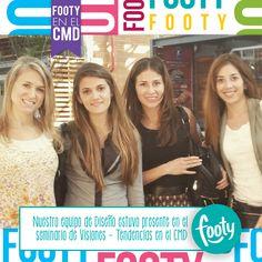 Footy se capacita! - equipo de diseño en cmd