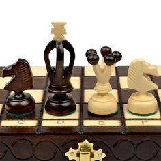 "King's European International Chess Set - 11.8"""