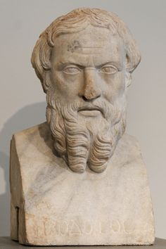 """Herodotus was a Greek historian who was born in Halicarnassus in the Persian Empire and lived in the fifth century BC , a contemporary of Socrates. He is widely referred to as """"The Father of History"""" ;[1] he was the first historian known to have broken from Homeric tradition to treat historical subjects as a method of investigation—specifically, by collecting his materials systematically and critically, and then arranging them into a historiographic narrative.[2] The Histories is th..."""