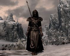 Cloaks of Skyrim at Skyrim Nexus - mods and community