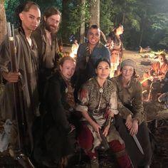 NEW BTS Pics and Videos of the Cast of Outlander from Season 4 Outlander Casting, Outlander Series, Tartan, Noel Clarke, Sky Cinema, Outlander Season 4, Richard Rankin, Drums Of Autumn, Sam Heughan Outlander