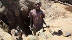 Apple, Samsung e Sony sfrutterebbero – in Congo – il lavoro minorile