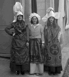 Basse-Normandie déguisements  Carnaval de Granville.